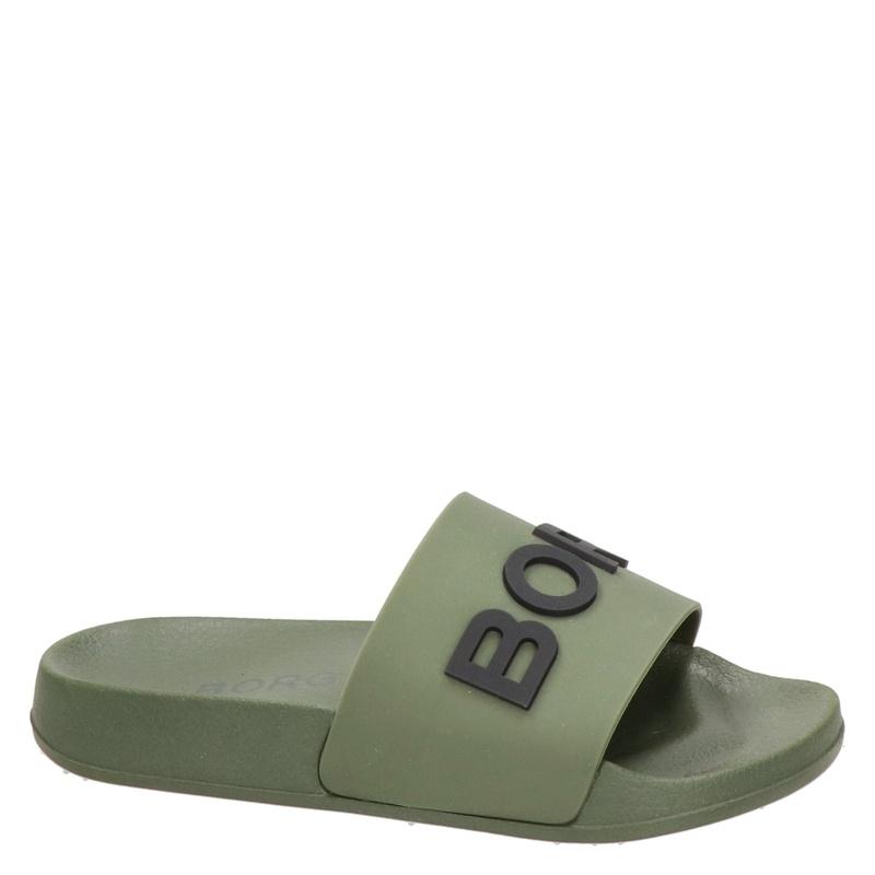 Bjorn Borg Knox MLD - Slippers - Groen