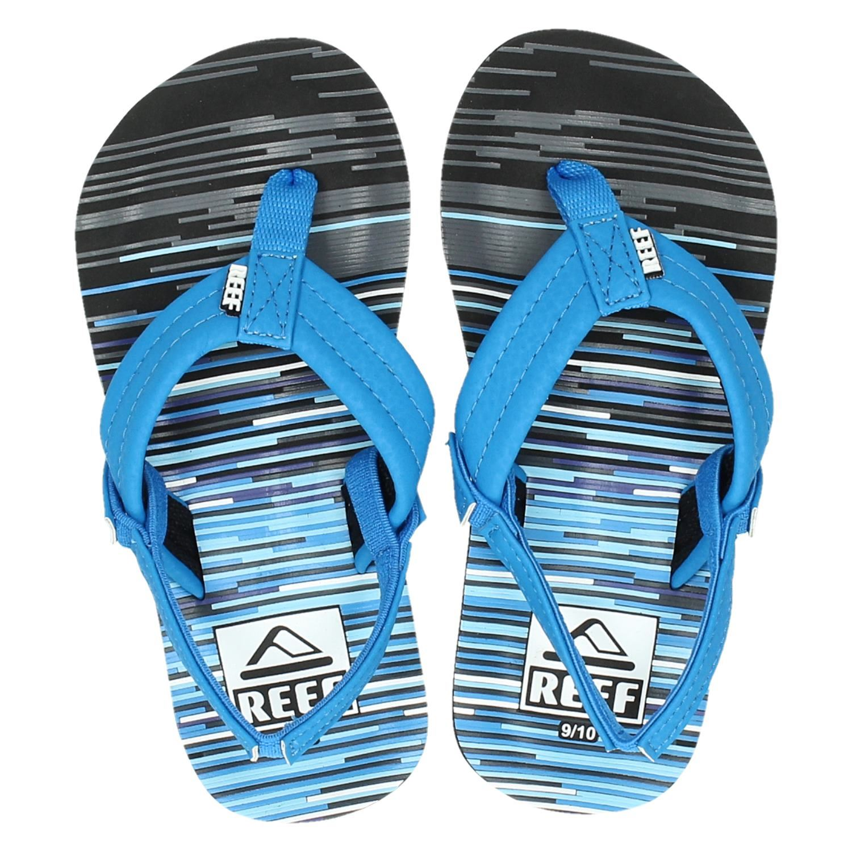 01ce8a73b6d1 Reef Ahi jongens slippers blauw