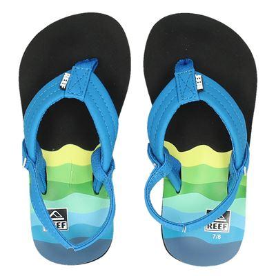 Reef jongens sandalen blauw