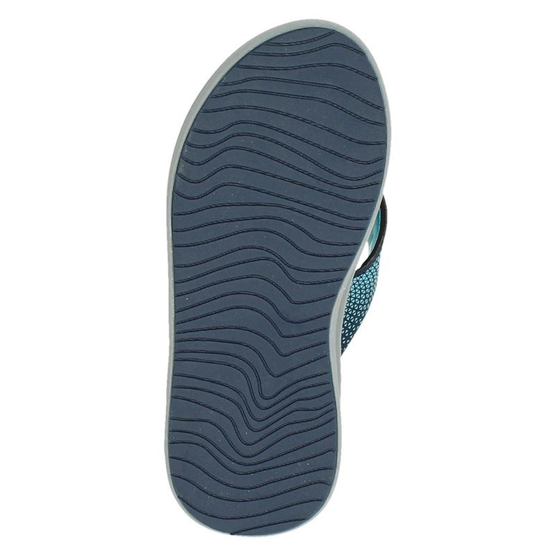 Reef Grom Rover - Slippers - Blauw