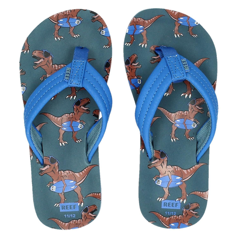 Sandales Bleu Récif Ahi dNoMS94