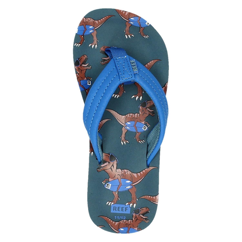 b2e3293dd3a5 Reef Ahi T rex jongens slippers. Previous