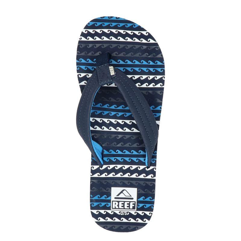 Reef Ahi - Slippers - Blauw