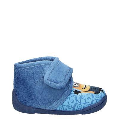 Koyuk jongens pantoffels blauw