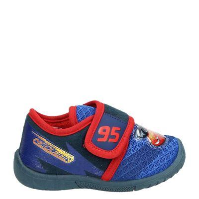 Cars 3 jongens pantoffels blauw
