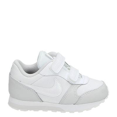 Nike meisjes klittenbandschoenen grijs