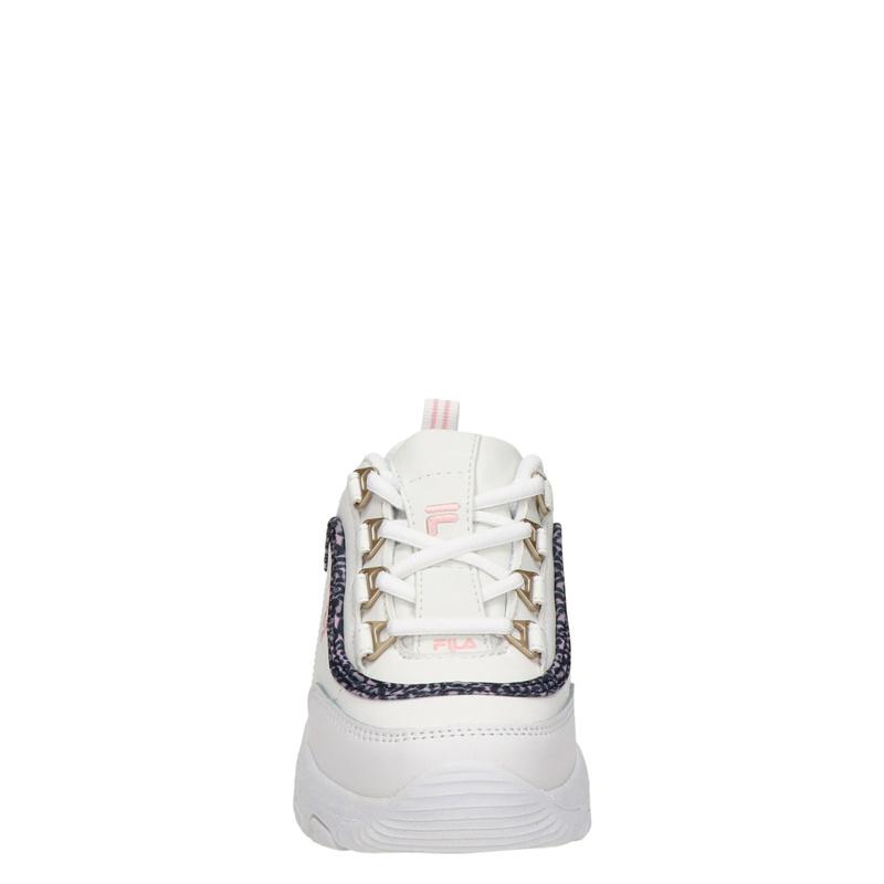 Fila Strada - Dad Sneakers - Wit