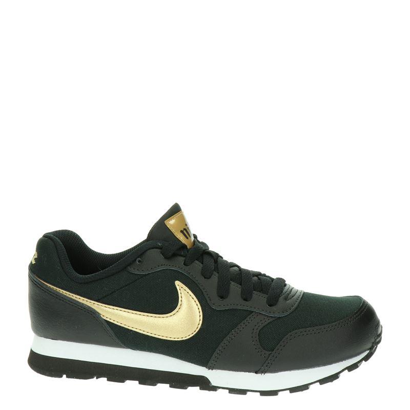 Nike MD RUNNER 2(GS) M - Lage sneakers - Zwart