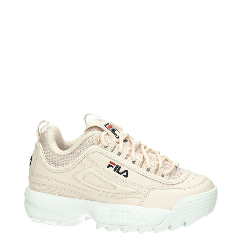 Fila Disruptor - Lage sneakers - Roze