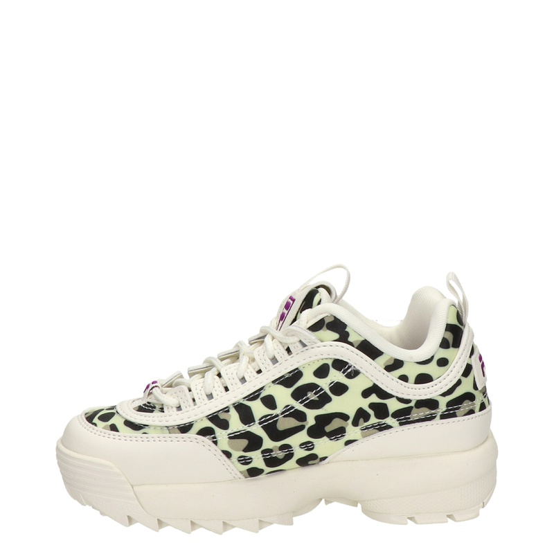 Fila Disruptor - Lage sneakers - Bruin