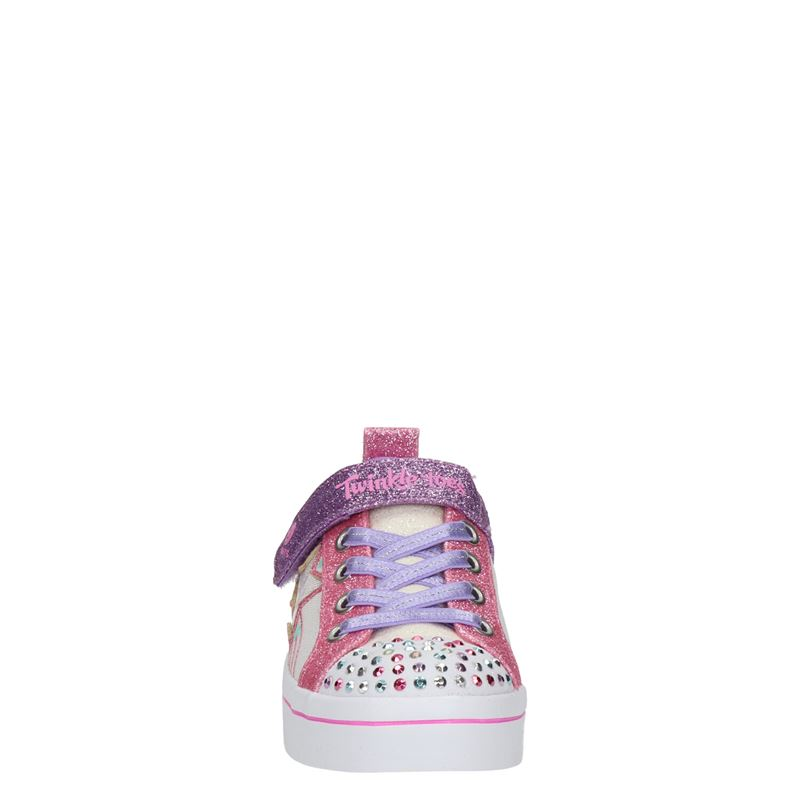Skechers - Lage sneakers - Wit