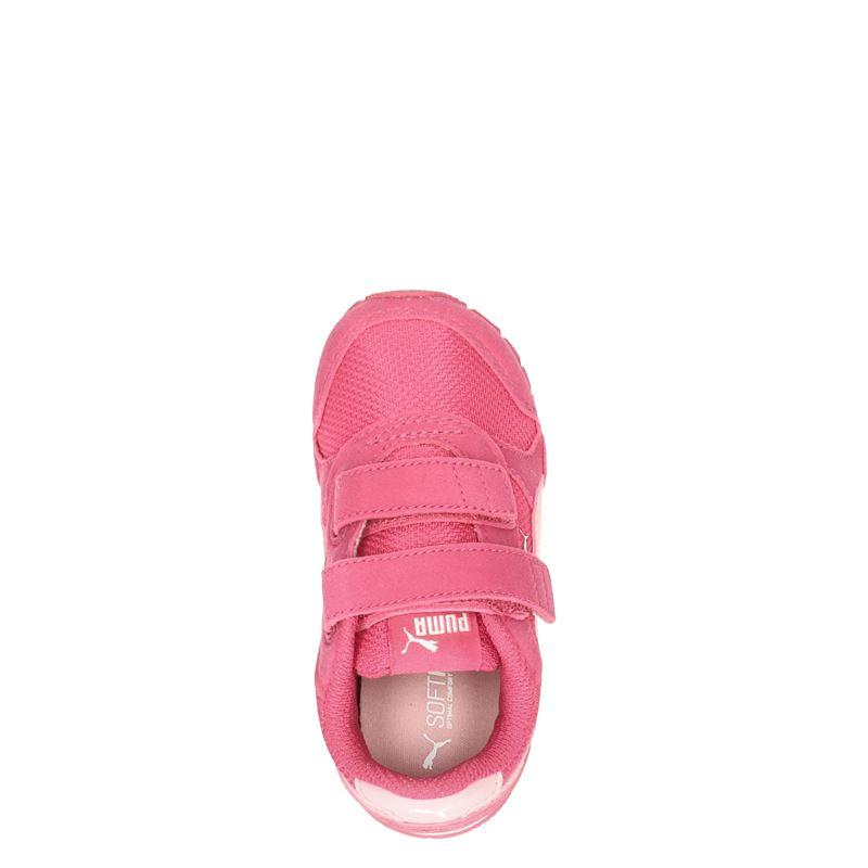 Puma ST Runner - Klittenbandschoenen - Roze