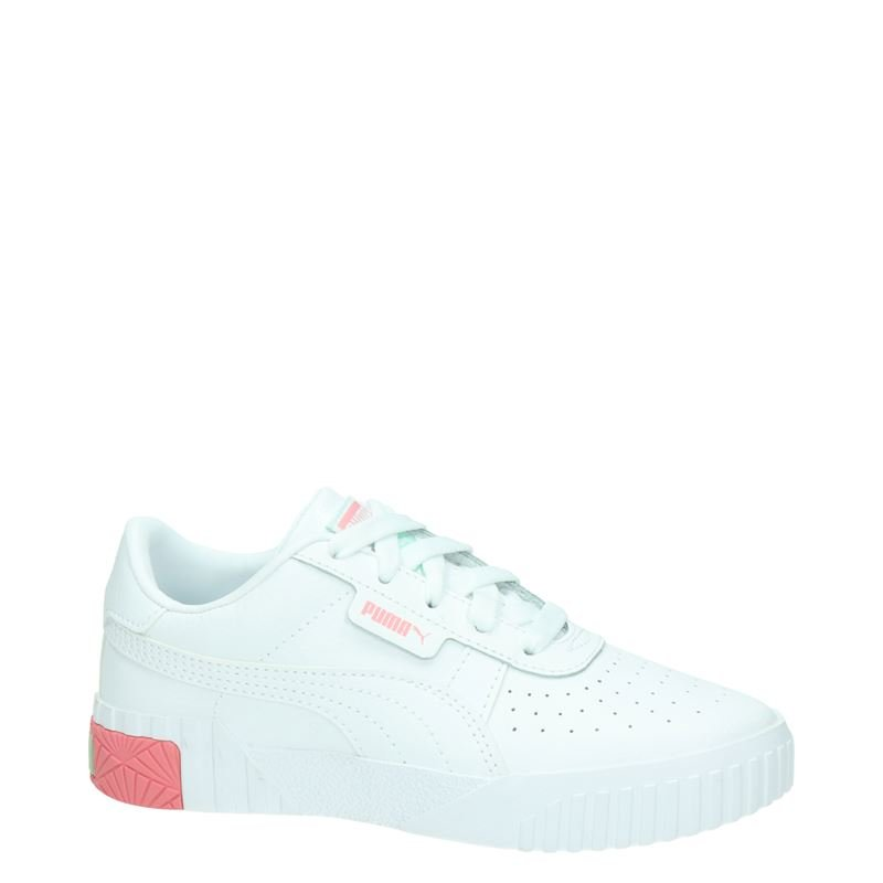 Puma Cali - Lage sneakers - Wit
