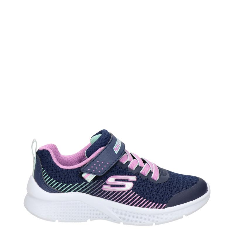 Skechers Microspec lage sneakers