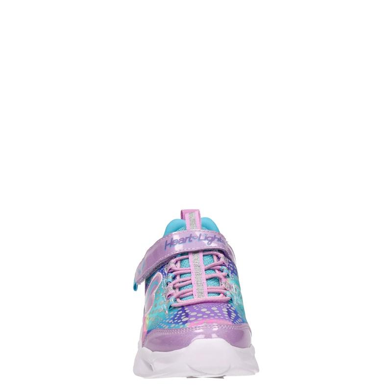 Skechers Heart Lights - Klittenbandschoenen - Multi