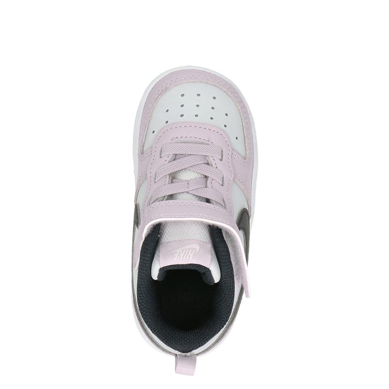 Nike Court Borough - Lage sneakers - Roze