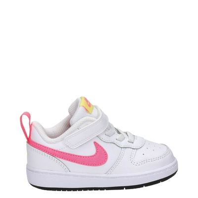 Nike Court Borough - Lage sneakers - Roze
