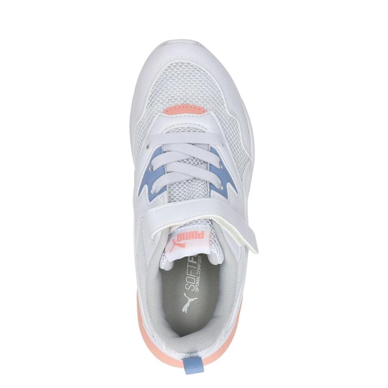 Puma X-Ray Lite - Klittenbandschoenen - Wit