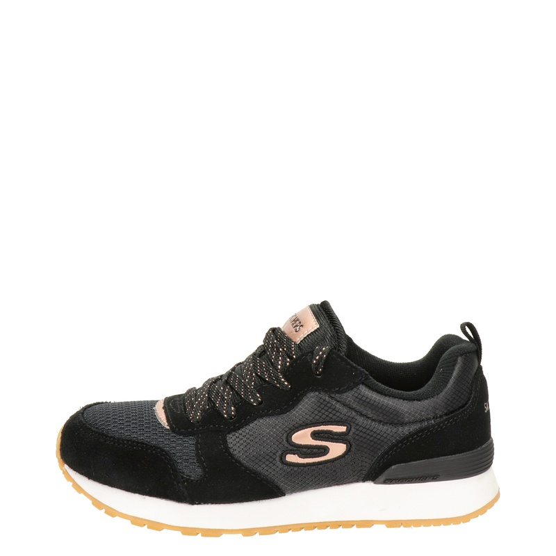 Skechers Retrospect - Lage sneakers - Zwart