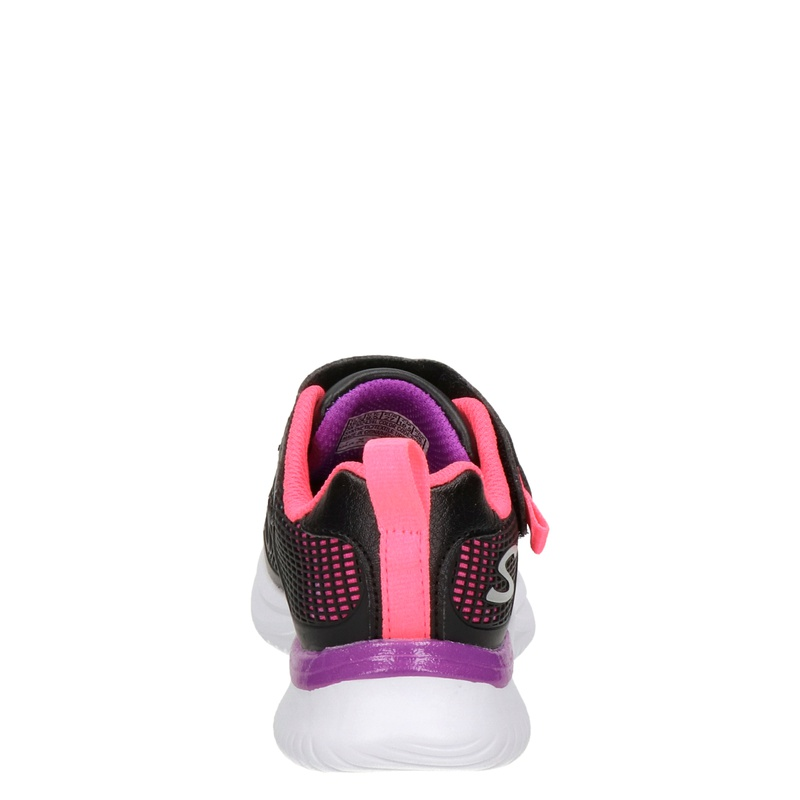 Skechers Tuff Tech - Klittenbandschoenen - Zwart
