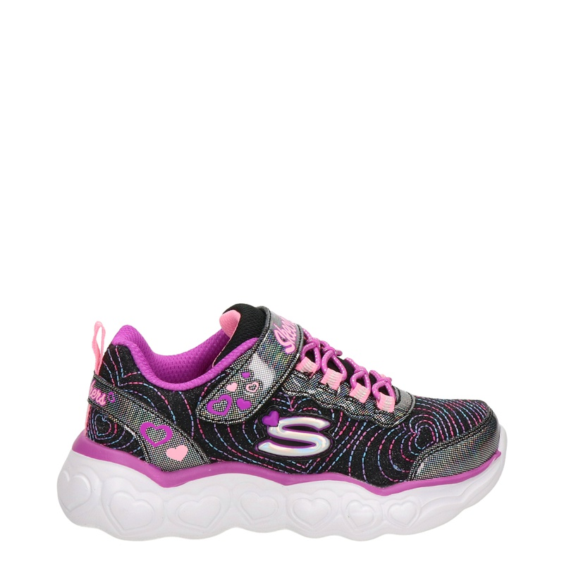 Skechers Forever Hearts lage sneakers