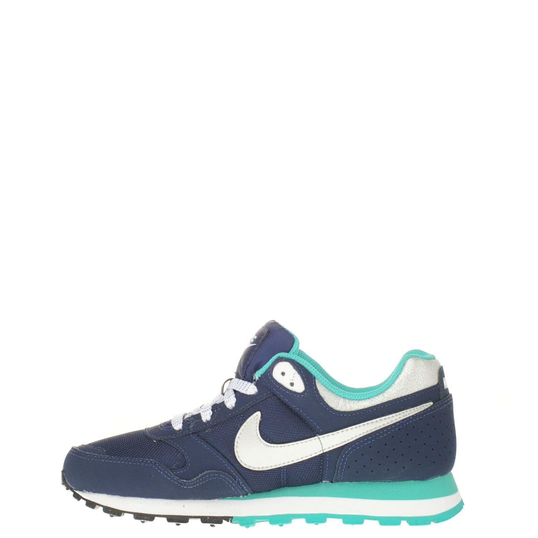 02b08ad225d Lage Runner Sneakers Md Blauw Nike Meisjes cjL34AR5q