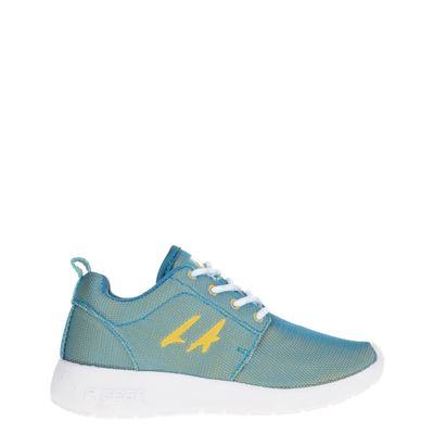 LA Gear meisjes sneakers blauw