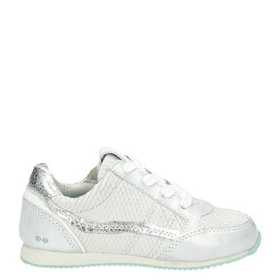 Bunnies meisjes sneakers wit