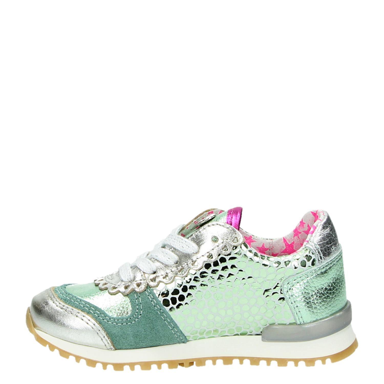 Mim-pi Vert Chaussures DW9VuUR