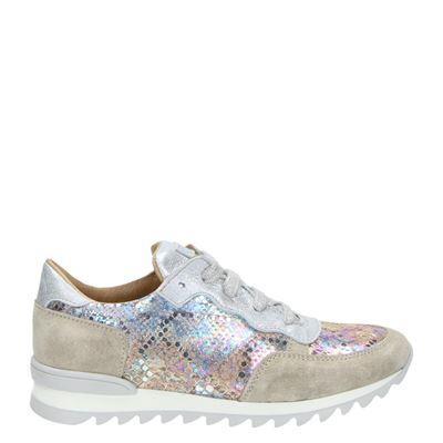 Clic! meisjes sneakers grijs