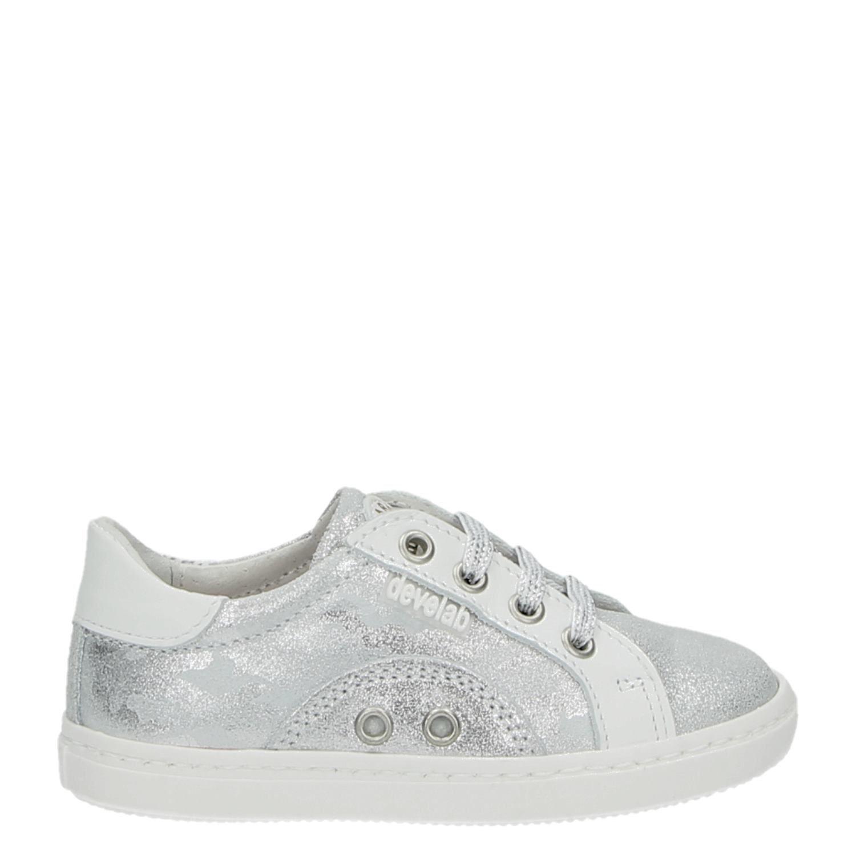 zilveren sneakers meisjes