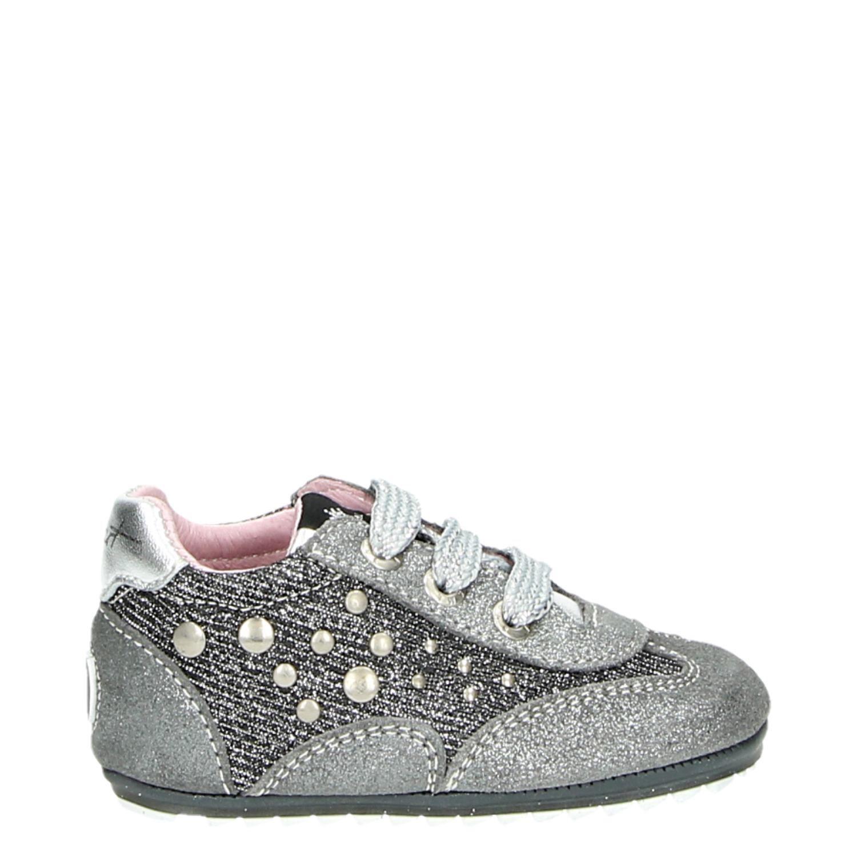 c9afc7f83e7 Shoesme Baby-Proof Smart meisjes babyschoenen zilver