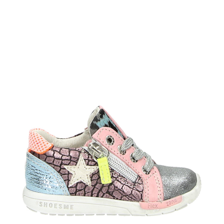 461aaaa4ed9 Shoesme RunFlex meisjes babyschoenen multi