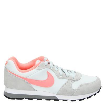 Nike meisjes sneakers grijs