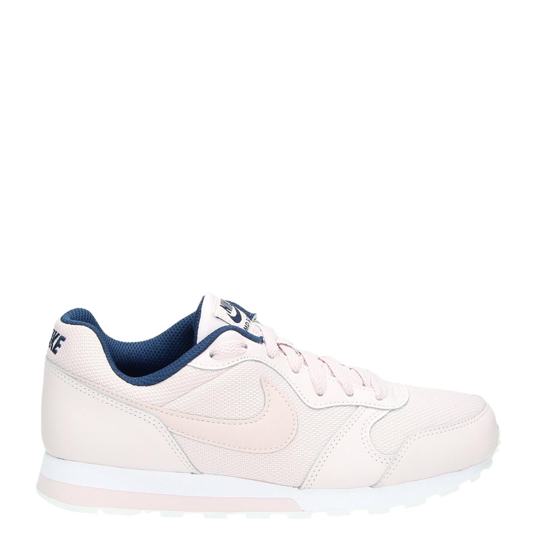 wholesale dealer 7bbbe 869d2 Nike MD Runner 2 meisjes hoge sneakers roze