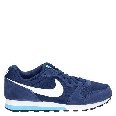 Nike meisjes sneakers blauw