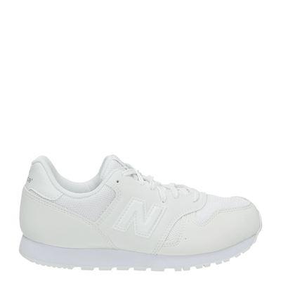 New Balance meisjes sneakers wit