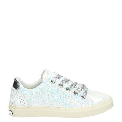 Replay meisjes sneakers wit