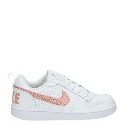 Nike meisjes sneakers wit