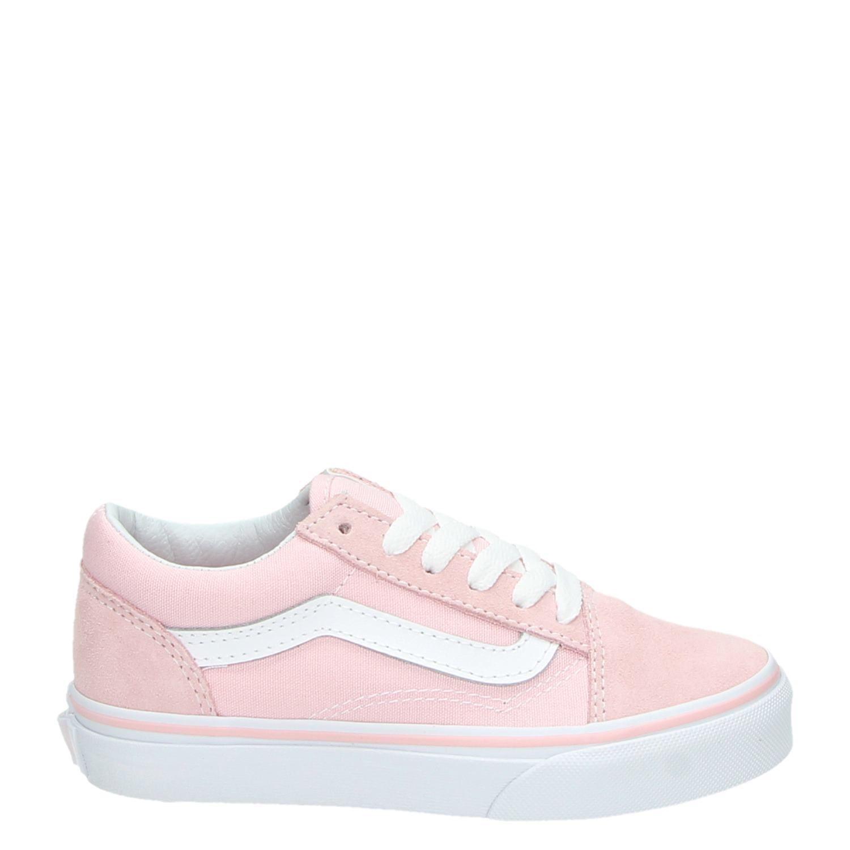 roze vans heren