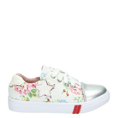 Shoesme meisjes sneakers wit