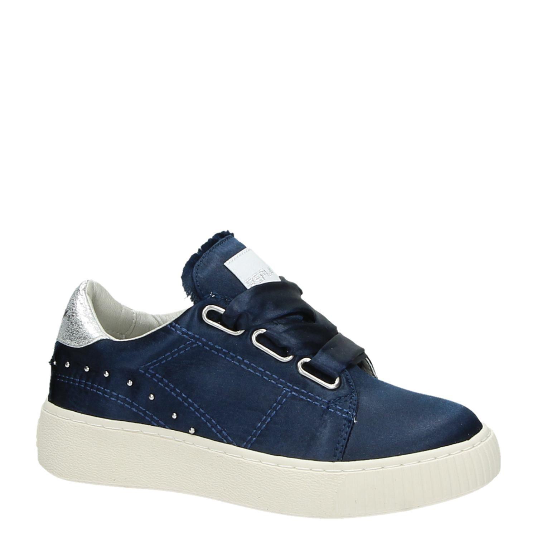 Chaussures De Sport De La Plate-forme Nelson Bleu ETOmiQUL7