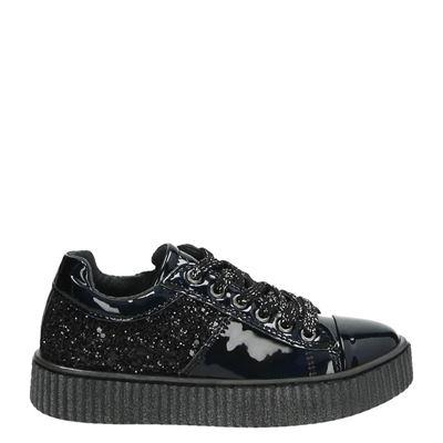 Kipling meisjes sneakers zwart