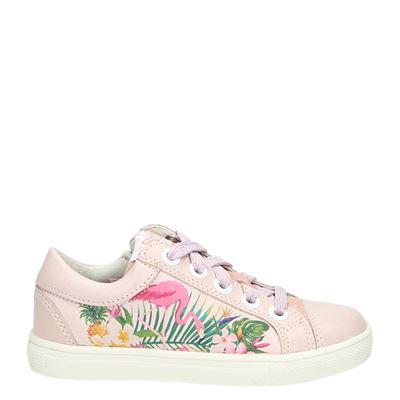 braQeez meisjes sneakers roze