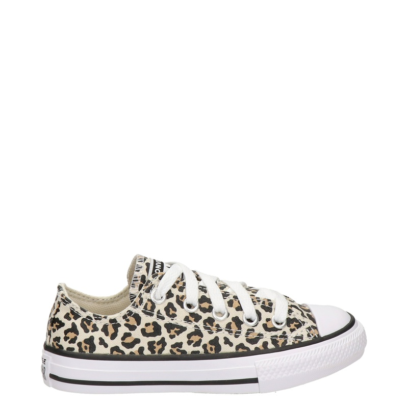Converse Chuck Taylor - Lage sneakers - Bruin