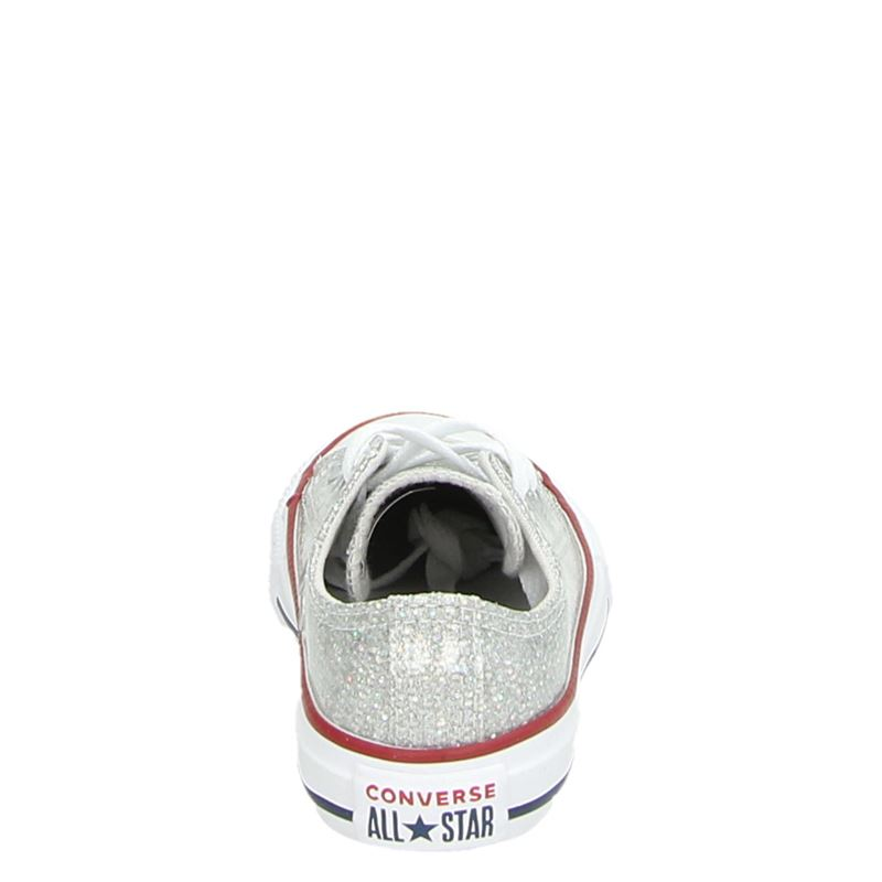 Converse Chuck Taylor - Lage sneakers - Zilver