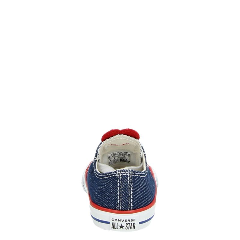 Converse Chuck Taylor - Lage sneakers - Blauw
