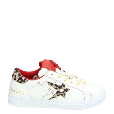 Vingino meisjes sneakers wit