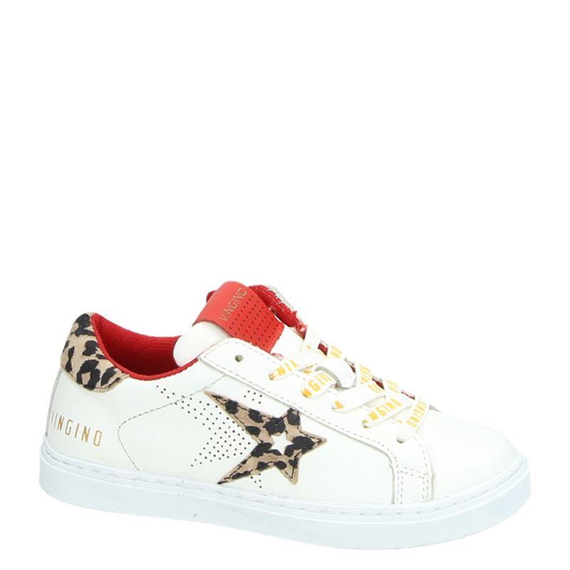 Vingino Mayke - Lage sneakers - Wit