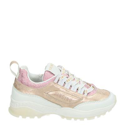 Vingino meisjes lage sneakers roze